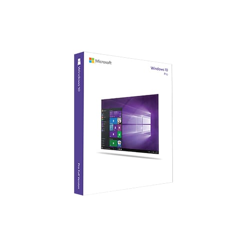Microsoft Windows 10 Pro (Package)