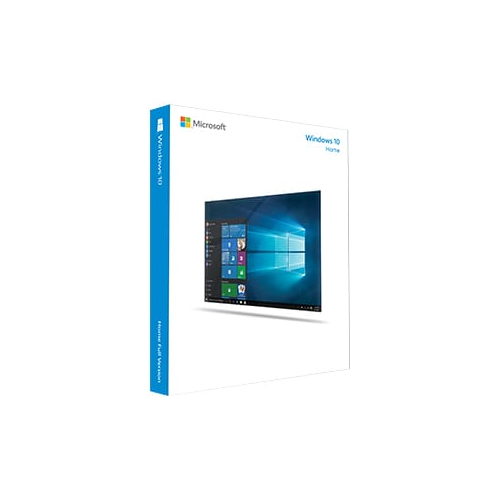 Microsoft Windows 10 Home (Package)